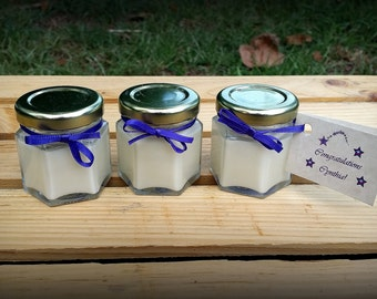 50 Wedding Favors, 50 Soy Candles, Personalized Candles, Personalized Favors, Wedding Favors, Rustic Wedding, Baby Shower Favors, Wholesale