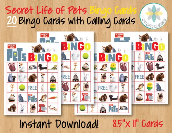 It is an image of Adorable Secret Life of Pets Printables