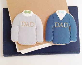 father's day gift, fathers day gift, Gift for Dad, dads birthday, jumper biscuits, best dad gift, dad biscuits, gifts for dad, father gift