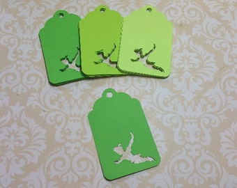 Peter Pan Gift Cards/Tags/Labels.   #KAT-11