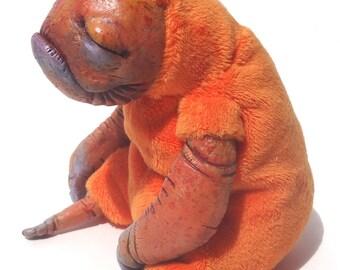 Monster Art Doll- Huberts