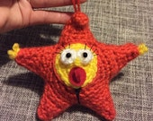 Maggie Simpson Crochet - READY TO SHIP