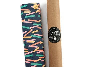Oliver Bonas Pick A Stick Wrapping Paper