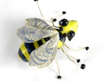 Ceramic Bee