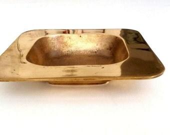 70's Bronze Bowl by Esa Fedrigolli