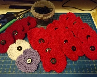 Remembrance Poppy - Not for profit
