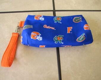 Florida Gator Wristlet