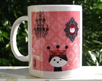 King of the Divan. mug 11 oz.