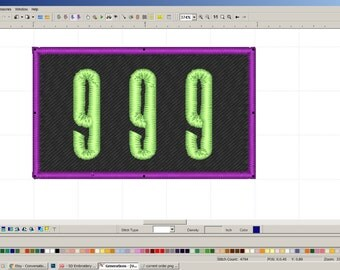 999 patch for Hatbox Hooligans Social Club - password required