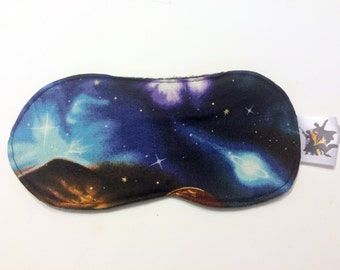 Outer Space Galaxy Sleep Mask