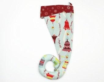 Santa Claus, Santa Claus, Christmas stocking