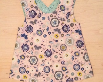 6 month Pinafore Top/Dress