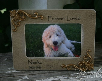 4 x 6 frames pet gift frames pet loss frames personalized frames pet memorials dog frames cat frames personalized gifts photo gift frames