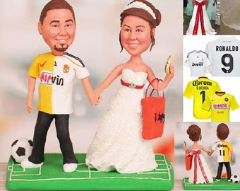 cartoon wedding cake toppers australia personalised wedding cake topper skiing by uniquecaketoppers 12422