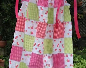 Girls Summer Dress Size 1-5