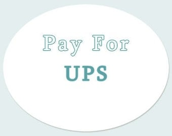 Pay For UPS