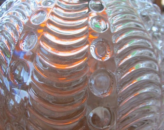 Rewired Crystal Glass Lamp