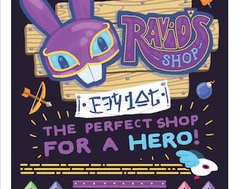 Ravio's Shop