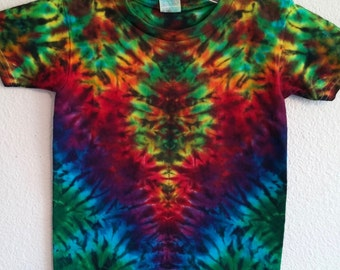 4T Toddler Tie Dye Shirt!