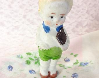Frozen Doll Book boy