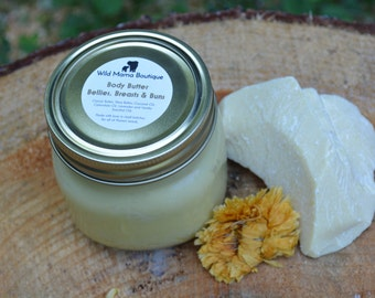 Body Butter - Bellies, Breasts and Buns