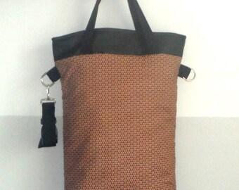 Stroller bag diaper bag