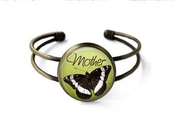 Mother Cuff Bracelet
