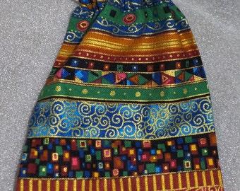 Woven Drawstring Bags