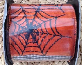 d. stevens Spider Web Fine Ribbon