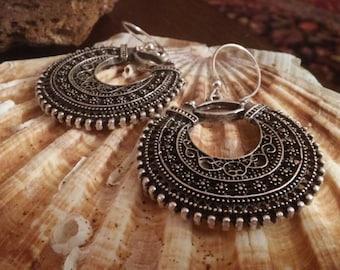 Late Antique Earrings