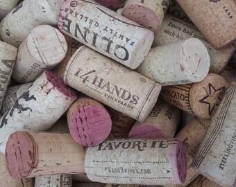 800 Used wine corks