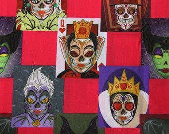 villains  fabric