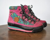 Vintage AKU AIR 8000 thinsulate hiking ankle boots size 5 (38)