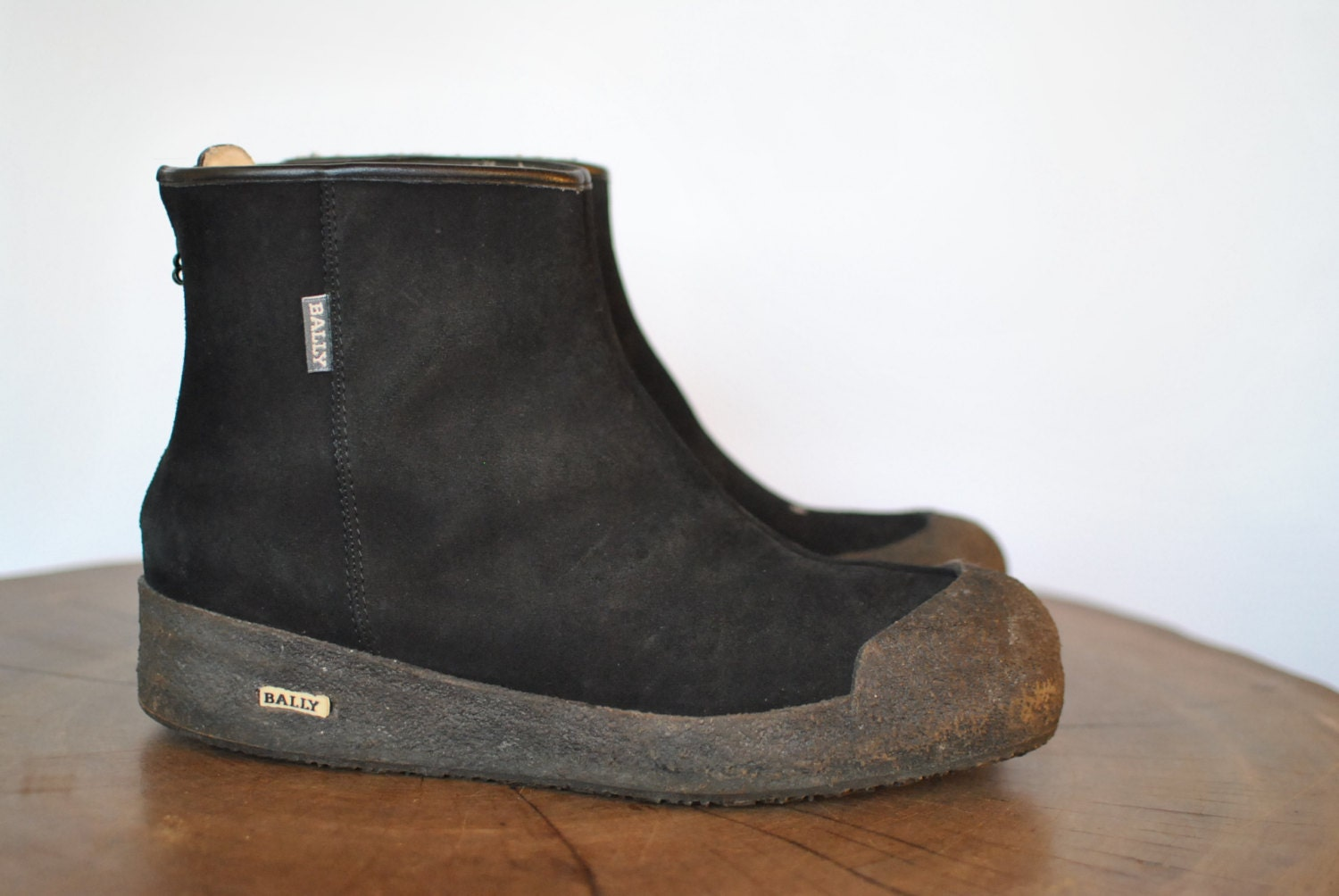 Vintage Bally Boots 44