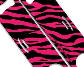 Hot Pink Zebra StrainBlade® Opener