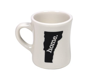 Vermont home. Ceramic Coffee Mug
