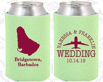Mint Wedding, Can Coolers, Mint Wedding Favors, Mint Wedding Gift, Mint Wedding Ideas (160)