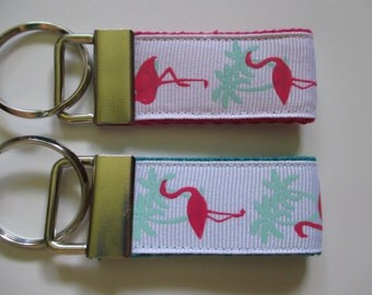 Flamingo Mini Key Fob