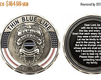 On Sale Correction Officer S Prayer Challenge Coin By