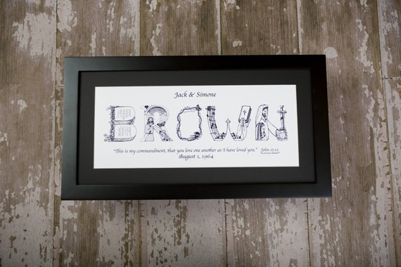 What Is 10th Wedding Anniversary Gift: 10th Wedding Anniversary Gift Personalized Personalized