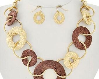 Link Necklace Set