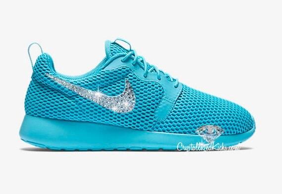 Nike roshe one hyper breathe women s shoe made with swarovski 174 xirius