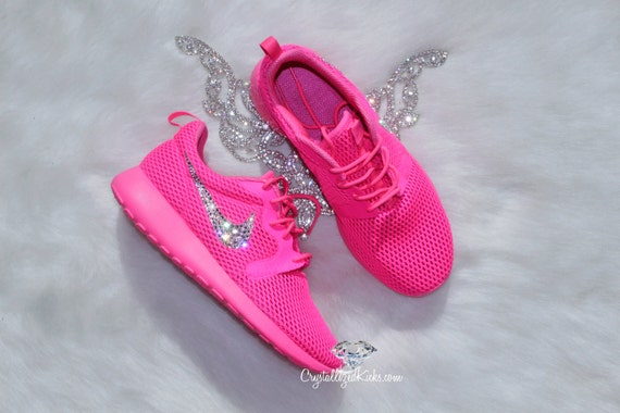 d4d34194aaa62 free shipping Bling Nike ROSHE One Hyper Breathe Women's by ...