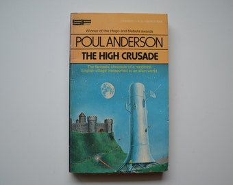Vintage Copy of The High Crusade By Poul Anderson (1978)
