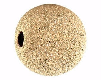 Stardust Round Beads, Gold filled stardust Beads, fancy gold fill bead, 10mm Gold Fill Bead, 14/20 14kt, Gold Filled wholesale beads