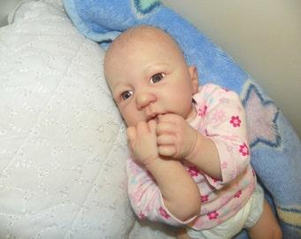 Reborn Baby Girl - Aleina