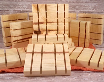 Wholesale Soap Dishes, Soap Dishes Bulk, Soap Decks, Wooden Soap Dish, wholesale Soap Deck, bulk soap decks, wooden soap deck, Bakers Dozen