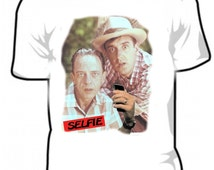 Barney Fife & Gomer Pyle Mayberry T-Shirt Small thru 3XL 100% All cotton t shirt