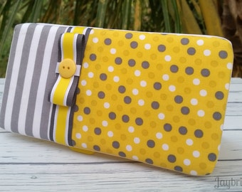 Baby Wipe Case - Baby Boy Wipes Holder - Padded Baby Wipes Travel Case - Baby Shower Gift