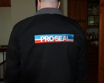 Custom Logo Embroidery for Jackets, Shirts, Hats and more